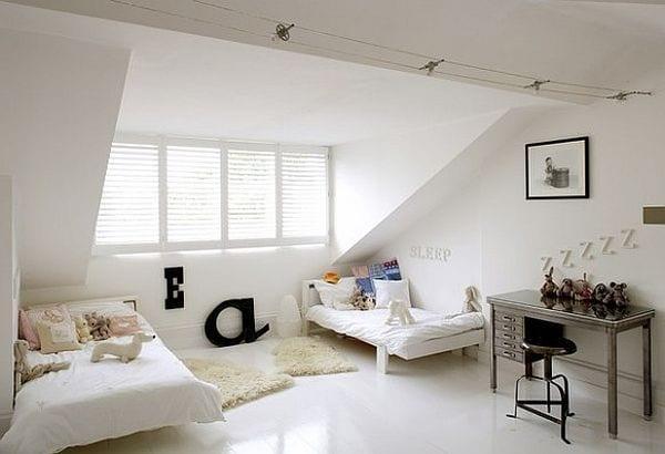 Schlafzimmer Mit Dachschräge Gemütlich Gestalten - Freshouse Dachschrge Gestalten Schlafzimmer