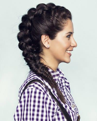 schöne frisuren als idee für wiesen frisuren mit zopf