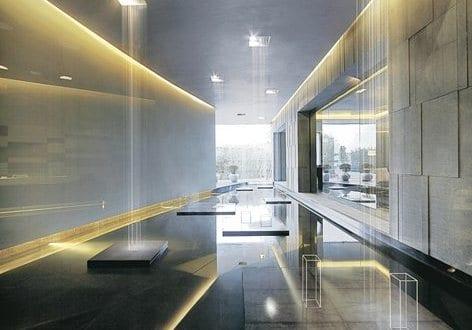 Raumgestaltung mit licht und wasser royal garden shanghai for Raumgestaltung licht