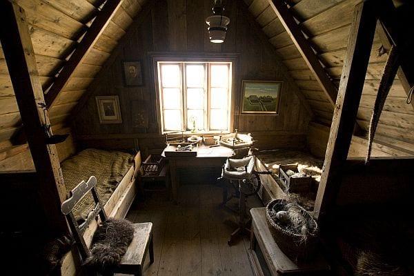 Schlafzimmer mit dachschr ge gem tlich gestalten freshouse for Bathroom w c meaning