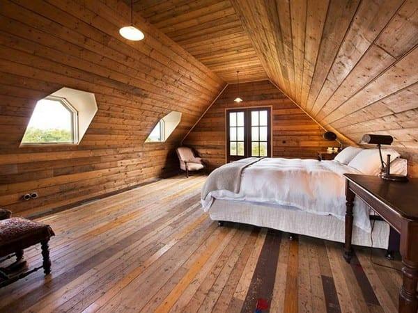 modernes schlafzimmer dachschräge modern gestalten