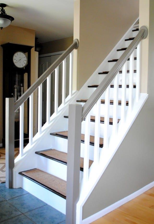 Gut bekannt 23 Treppengeländer Streichen Ideen - fresHouse EV86