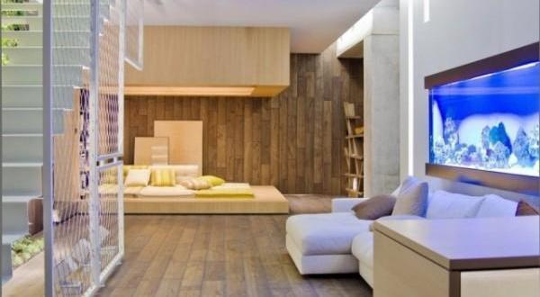 wohnzimmer inspirationen mit indirekter deckenbeleuchtung. Black Bedroom Furniture Sets. Home Design Ideas