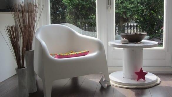 DIY Kabelrolle-Tisch – Ihr eigener Designer-Tisch