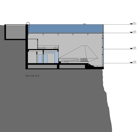 inspiration für modernes Haus aus Beton