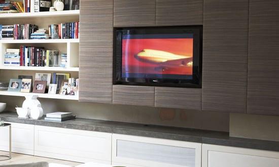 tv wandpaneel ideen freshouse. Black Bedroom Furniture Sets. Home Design Ideas