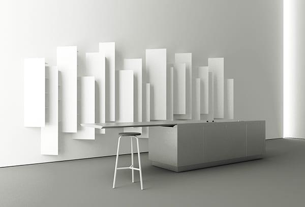 Moderne Küchen Und Modularer Wohnbereich Von Scavolini, Kuchen Deko