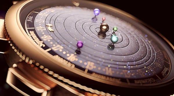 Ein schickes Armbanduhr-Modell für Männer mit Stil