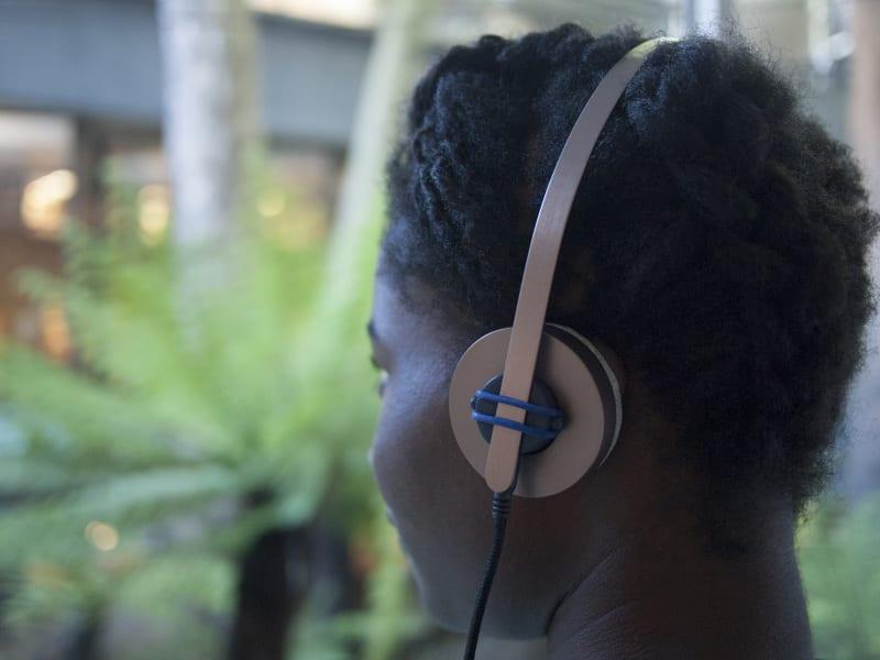 designer kopfhörer Safe + Sound