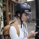 moderne Kopfhörer für den helm