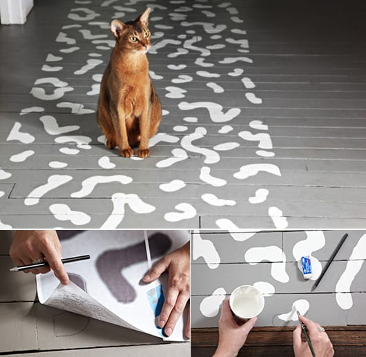 Wnde Kreativ Streichen Muster ~ Kreative Deko Ideen Und, Innenarchitektur  Ideen