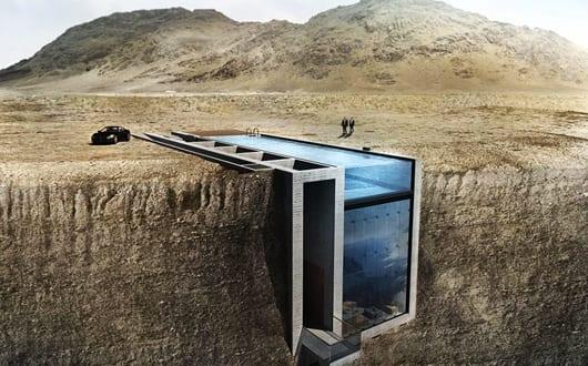 Traumhaus am meer  minimalistischer betonbau als luxus resideny und traumhaus am meer ...