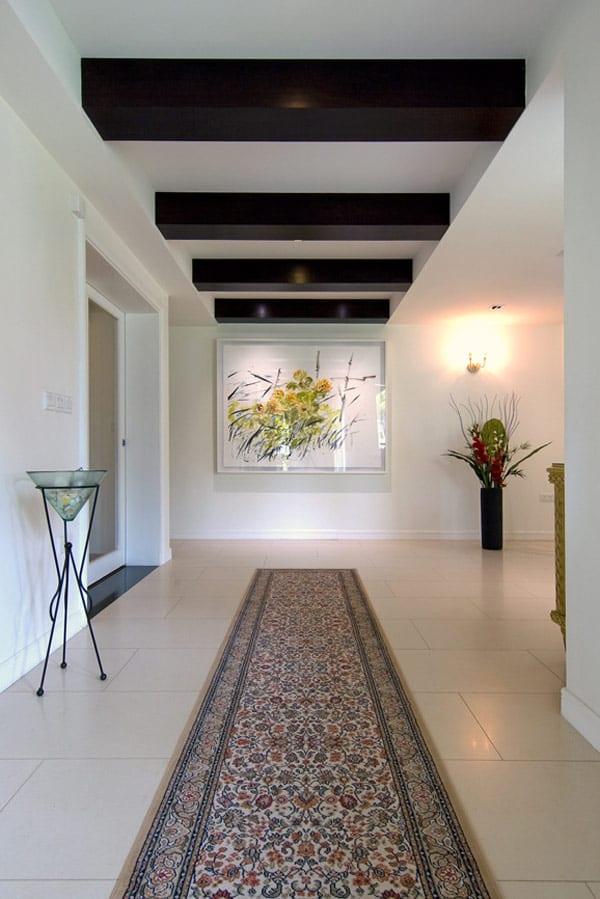 moderne flurgestaltung und beleuchtung freshouse. Black Bedroom Furniture Sets. Home Design Ideas