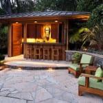 Garten Bar Designs für moderne Gartengestaltung und Garteneinrichtung