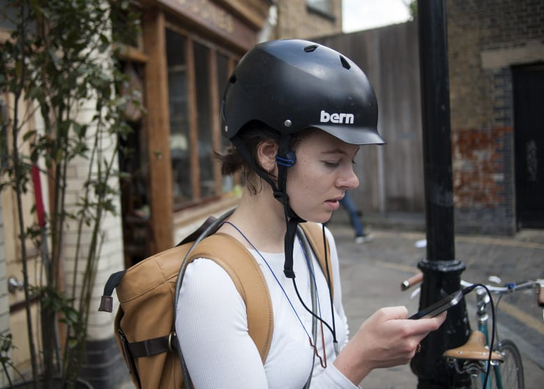 innovation bei den Kopfhörern für fahrradfahrer