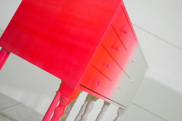 designer schrankmöbel in doppelfarbe aus MDF