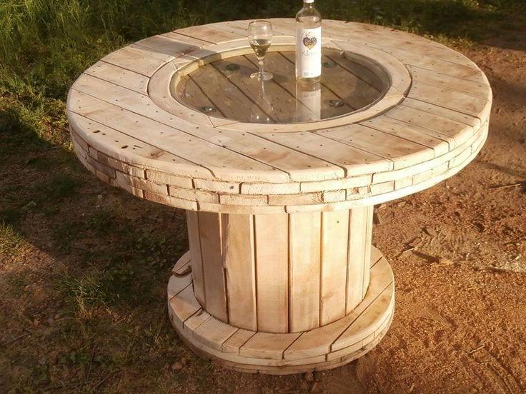 DIY Gartenmöbel aus holz für coole garteneinrichtung