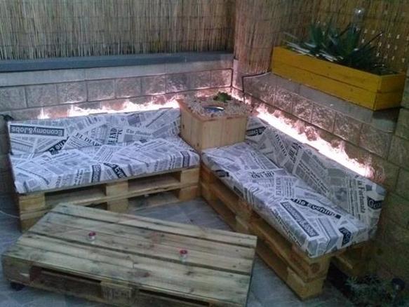 coole idee für terrassenmöbel und terrassengestaltung