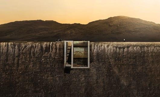 bauen mit beton idee für minimalistisches traumhaus am meer