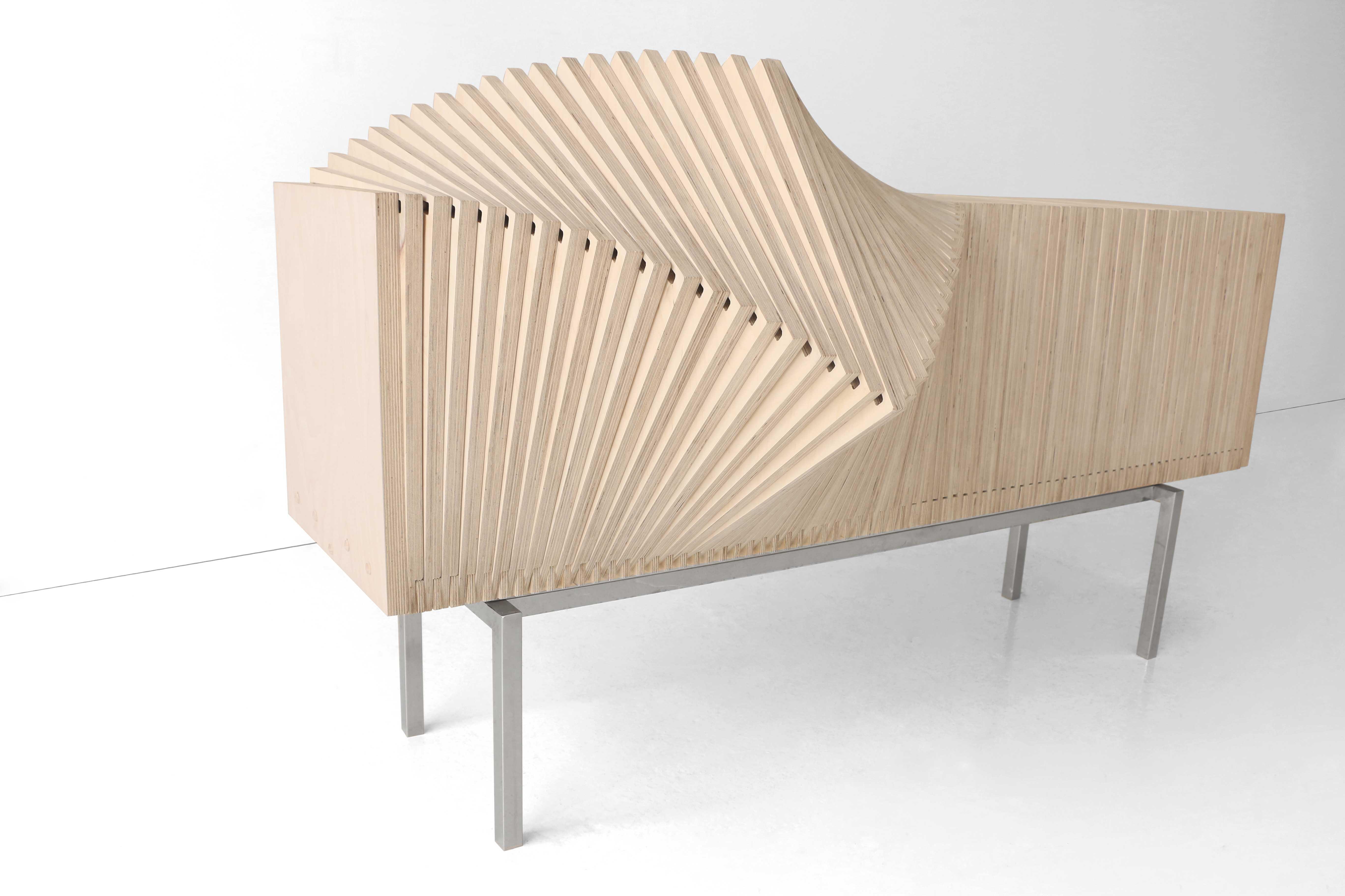moderne sideboard holz als wohnidee wohnzimmer