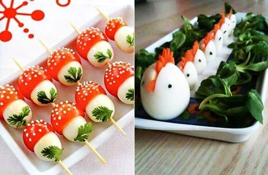 schnelle und interessante fingerfood-ideen für kindergeburtstage und partys
