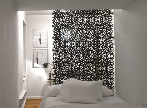 50 raumteiler inspirationen f r dezente raumtrennung. Black Bedroom Furniture Sets. Home Design Ideas