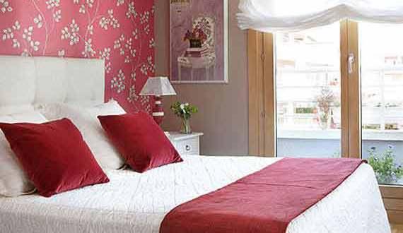 Bewundernswürdig Tapeten Design Ideen Schlafzimmer Ausschmückung