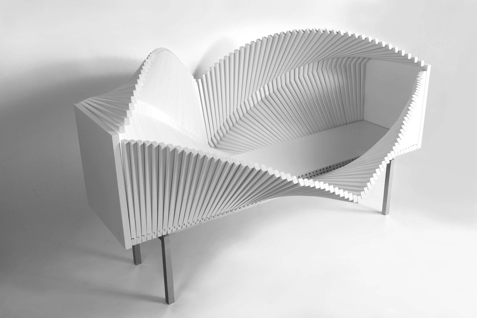 wohnideen wohnzimmer modern mit weißem sideboard holz