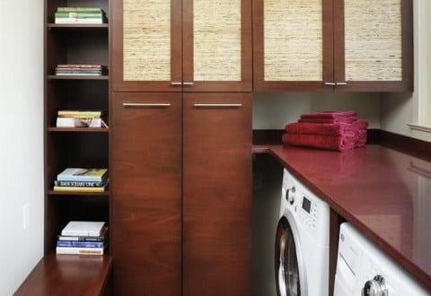 kleine waschküche einrichtungsideen - fresHouse