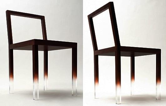 markantes design für Holz-esszimmerstühle_moderne einrichtung esszimmer mit designer-stühlen fadeoute