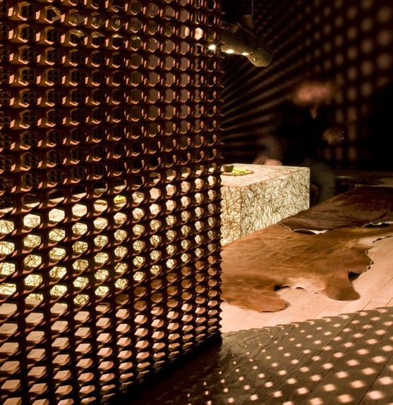3D raumteiler wand für moderne raumgestaltung und raumteilzng