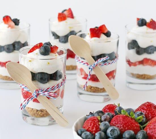 coole Nachtisch-Party-Ideen und leckere und gesunde nachtische für kinder