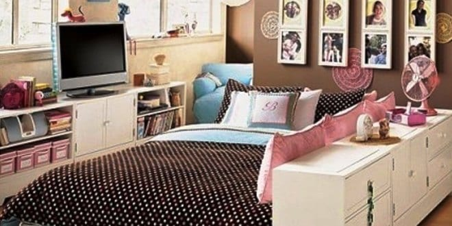 mädchen schlafzimmer dekorieren und kreativ einrichten - fresHouse