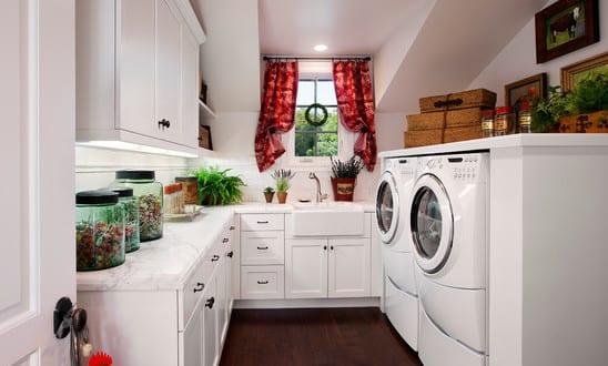 47 interessante Waschküche-Einrichtungsideen