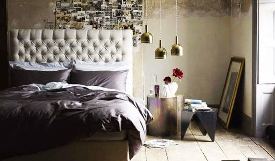 moderne schlafzimmer deko ideen und wandgestaltung mit fotos freshouse. Black Bedroom Furniture Sets. Home Design Ideas