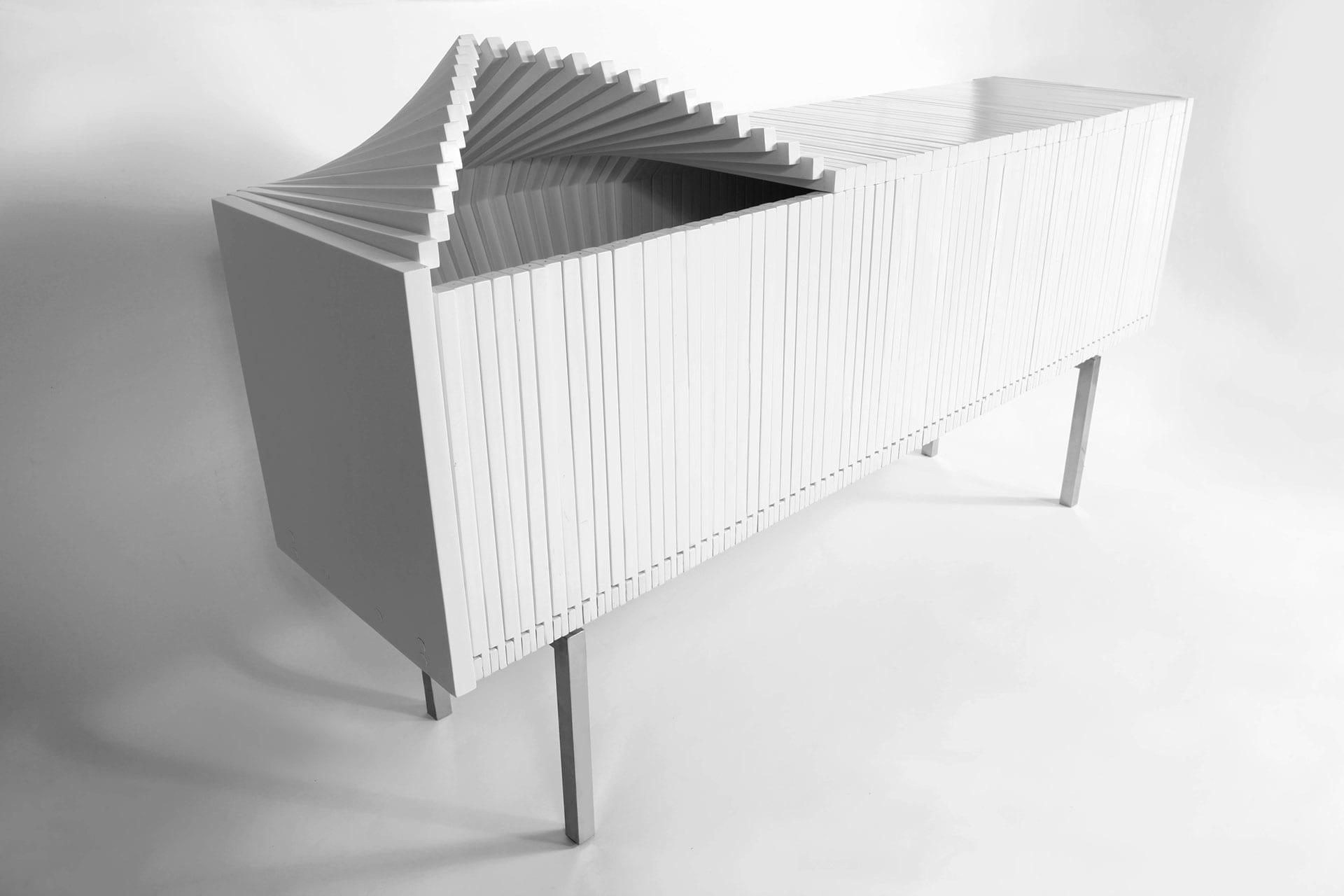 weiße sideboards für coole einrichtung in weiß