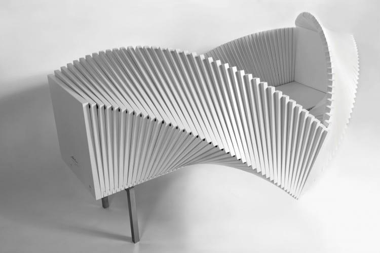 minimalistische sideboards in weiß aus birkenholz