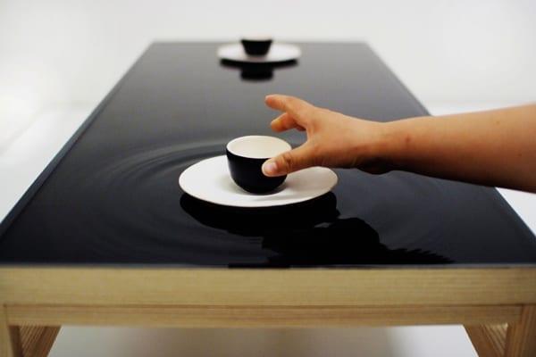 Designer couch holz  modernes-Tisch-Design-aus-Holz-und-keramik-für-moderne-wohnzimmer ...