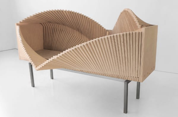 sideboard wave für kreative minimalistische interieurs