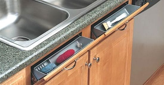 33 platzsparende Ideen für kleine Küchen - fresHouse