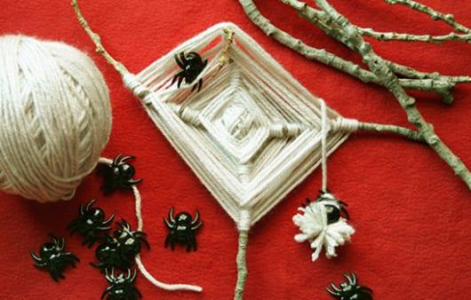 ideen halloween als interessante Halloween deko selber machen