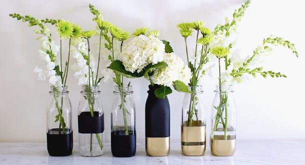 vasen selbst gestalten diy vase als dekoidee und selbstgemachtes geschenk freshouse diy vase. Black Bedroom Furniture Sets. Home Design Ideas