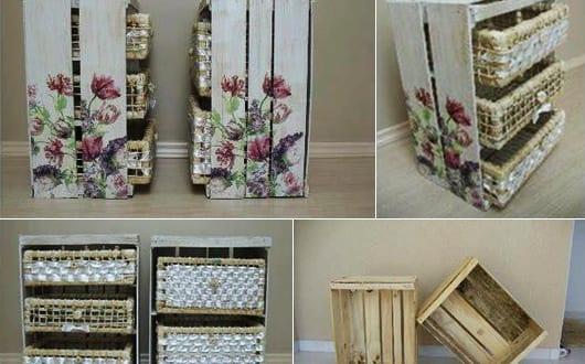 coole moebel aus paletten bauen diy beistelltisch mit. Black Bedroom Furniture Sets. Home Design Ideas