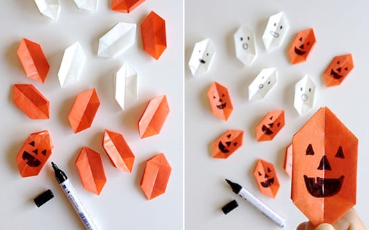 halloween-deko-basteln-aus-papier-als-coole-bastelidee ...
