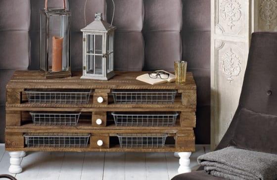 mit europaletten bauen als idee fuer sideboard selber bauen mit paletten freshouse. Black Bedroom Furniture Sets. Home Design Ideas