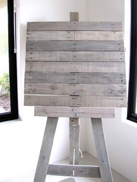 was kann man aus paletten bauen_DIY Stativ