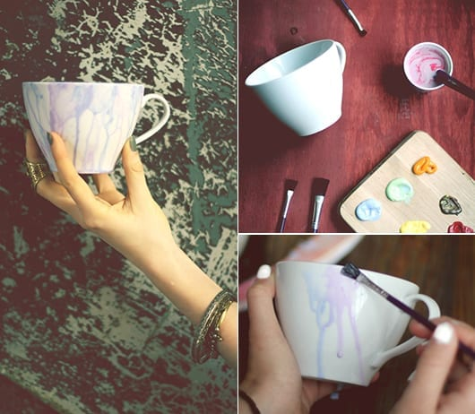 teetasse-mit-wasserfarbe-als-kreative-geschenkidee-für-selbstgebastelte-geschenke-