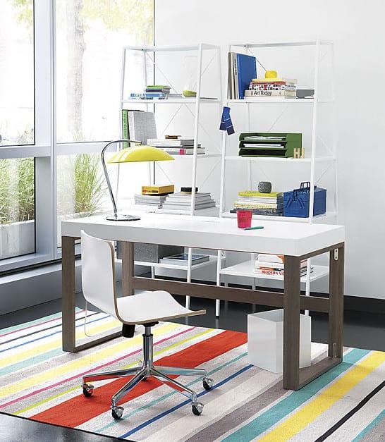 Kleine Wohnzimmer Gemütlich Einrichten: Das Kleine Home-Office Modern Und Gemütlich Einrichten
