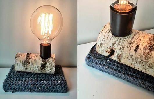 zweig lampe selber bauen oder einfach kaufen freshouse. Black Bedroom Furniture Sets. Home Design Ideas