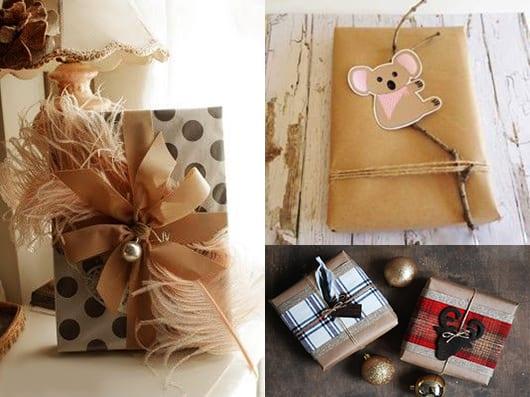 ausgefallene geschenke originell verpacken